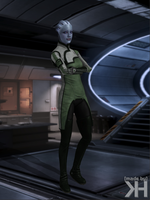 Liara Scientist (XPS) by Grummel83
