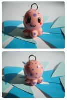 Pink Octopus by poring-lover