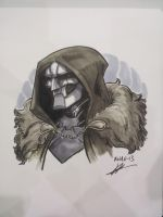 FanExpo Dr. Doom by AndrewKwan