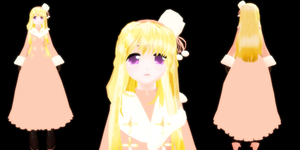 Fem Russia first download Mmd :U by GgHetalian