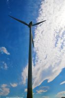 Wind turbine by Krash-Team
