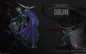 FF - Garland Wallpaper by Exate