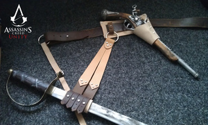 Assassins's Creed Unity - Weapon Webbing Setup by Trujin