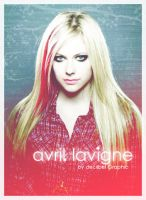 Avril Lavigne by Deciibel-Graphic