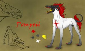 Pompeii by Silverflame88