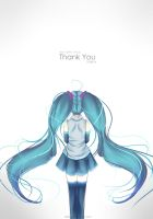 Thank You. by Adderia