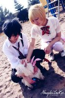 Ao no Exorcist - 3 by HoneydewLoveCosplay