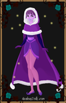 Hildy Winter Cloak by BuyMeSomeCereal013