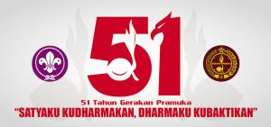 51th Anniversary Indonesian Scout by ARaFah