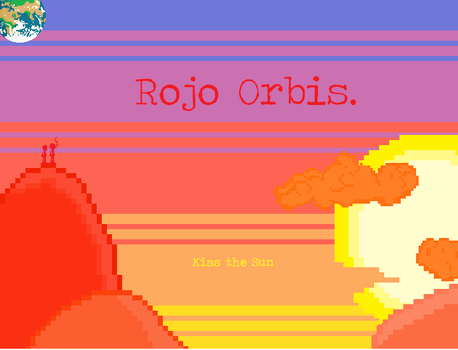 Rojo Orbis - Kiss the Sun by Celestion