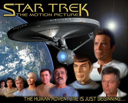 Star Trek: The Motion Picture by HappyRussia