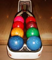 Bowling Balls by Oh-life7