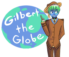 Oh My Globe by crystalice96