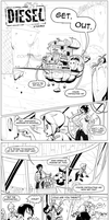 Diesel 01 pages 1-3 by tysonhesse