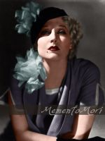 Birthday girl Thelma Todd by M3ment0M0ri