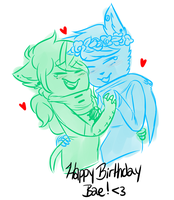 Happy birthday Bae by sariasong64