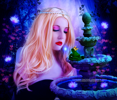 Princess and the Frog by MysticSerenity