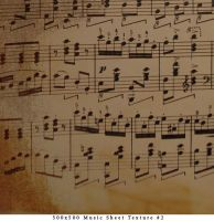 Music Note Texture 2 by CAD-animedreams