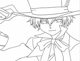Tamaki Mad Hatter by Cassidy-Slingby