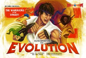 Street Fighter EVO 2009 v1 by jdjartist