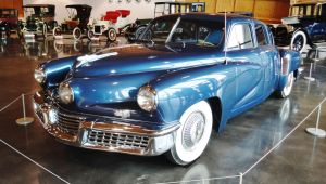 Tucker Torpedo by desirefire1