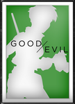 Beyond Good and evil poster by Ausman101