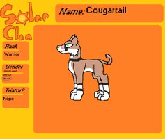 Cougartail by WILFRE-IS-AWESOME