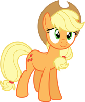 Applejack by PC012