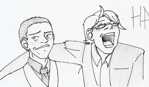 """APH: """"Jackass"""". by Loves-Lovettes"""