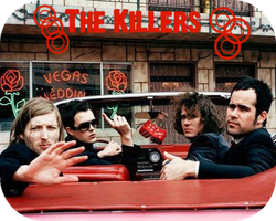 The Killers in Vegas by MissArkhamAngel