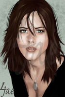 Kate Moennig by Wyrmwoods