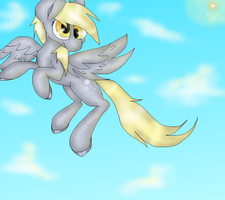 Derpy Hooves by PlagueDogs123
