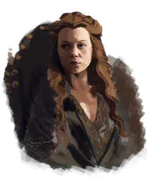 Margaery Tyrell by kisusie