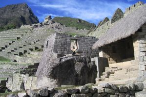 Machu Picchu by FalconNL