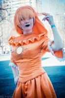 Fancytier Rose from MiniCon'14 by LRaien