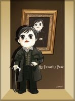 My Favorite Pose by amoykid