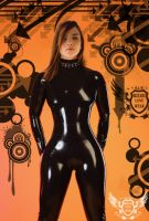Catsuit 001 by BizzareLoveWear