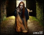 THE EVIL WITCH by juliofantasma