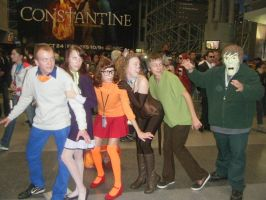 Scooby Doo where are you? by gamemaster8910