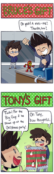 AsktheScienceBros - Christmas Gifts by ecokitty