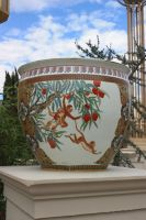 Chinese pot 1 by CAStock