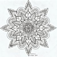 Mandala by Time-is-slow
