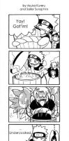 Naruto - comic - Undercooked by askerian