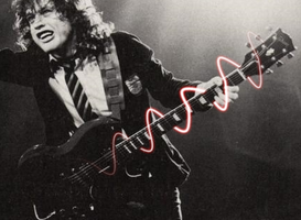 Angus Young by maccobra