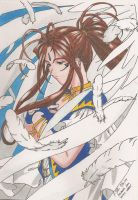 Belldandy by zackfair2002