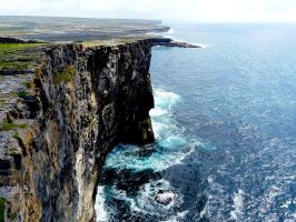 Dun Aengus by Shaystyler