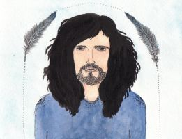 Devendra Banhart by goldenstrings