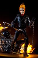 Hot Toys Ghost Rider 1 by Figure-Gallery
