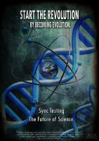 Evolution Poster 3 by CHEMICAL5