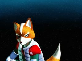 Fox McCloud by SirRobX